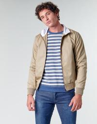 Clothing Men Jackets Yurban NEPPIE Beige