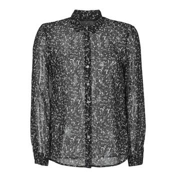 Clothing Women Shirts Ikks BR12025 Black