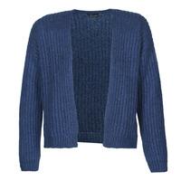 Clothing Women Jackets / Cardigans Ikks BR17015 Marine