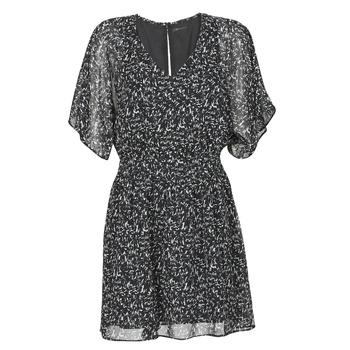 Clothing Women Short Dresses Ikks BR30075 Black