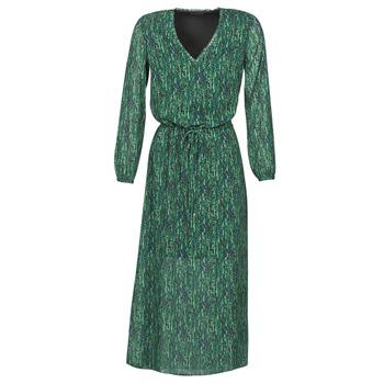 Clothing Women Long Dresses Ikks BR30095 Green