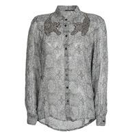Clothing Women Shirts Ikks BR12055 Black
