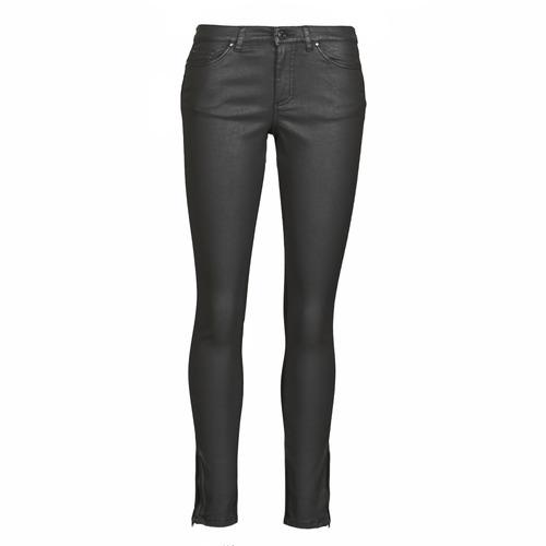 Clothing Women Slim jeans Ikks BR29125 Black