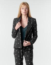 Clothing Women Jackets / Blazers Ikks BR40115 Black