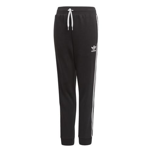 Clothing Children Tracksuit bottoms adidas Originals TREFOIL PANTS Black