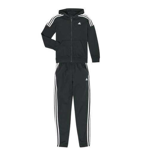 Clothing Boy Tracksuits adidas Performance JB COTTON TS Black