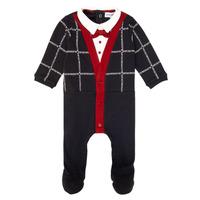 Clothing Boy Sleepsuits Emporio Armani 6HHD12-4J3WZ-F912 Marine
