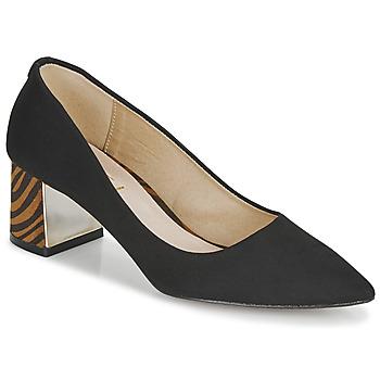 Shoes Women Heels Ravel ORO Black
