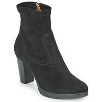 Shoes Women Ankle boots Karston VABONO Black