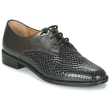 Shoes Women Derby Shoes Karston VENDREDI Black