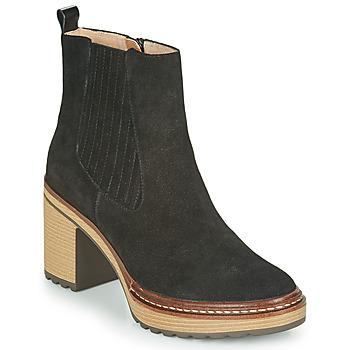 Shoes Women Ankle boots Karston GRANI Black