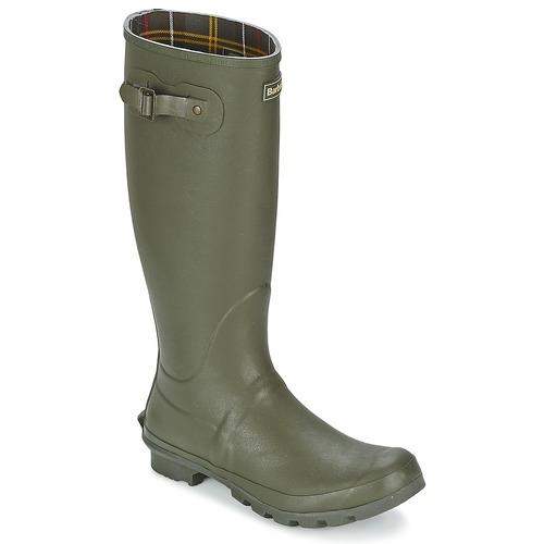 Shoes Men Wellington boots Barbour BEDE Olive