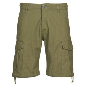 Clothing Men Shorts / Bermudas Jack & Jones JJIALFA Kaki
