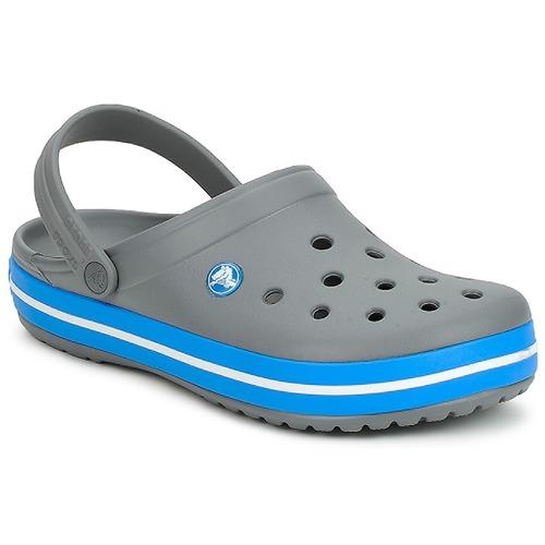 Shoes Clogs Crocs CROCBAND Grey / Ocean