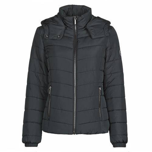 Clothing Women Duffel coats Armani Exchange 8NYB12 Black