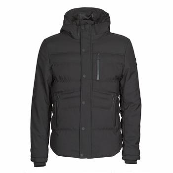 Clothing Men Parkas Deeluxe CHIRO Black
