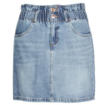 Clothing Women Skirts Only ONLMILLIE Blue / Medium