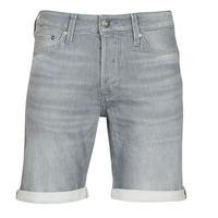 Clothing Men Shorts / Bermudas Jack & Jones JJIRICK Grey