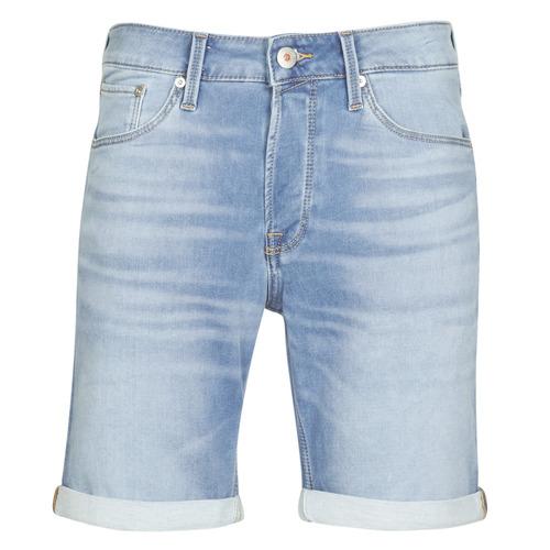 Clothing Men Shorts / Bermudas Jack & Jones JJIRICK Blue / Medium