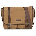 Arthur & Aston  2025-03-F  mens Messenger bag in Beige