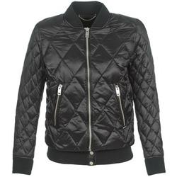 Clothing Women Jackets / Blazers Diesel W-TRINA Black