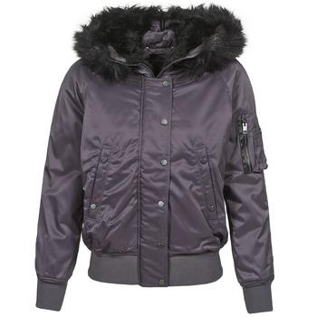Clothing Women Jackets Diesel W-NETICE Grey