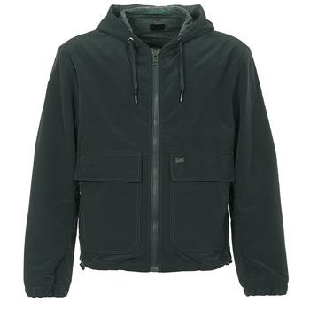 Clothing Men Jackets Diesel J-DAN Black