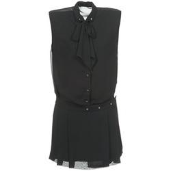 Clothing Women Short Dresses Diesel D-NEDORA-A Black