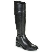 Shoes Women High boots Unisa ENERIZ Black