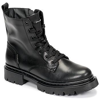 Shoes Women Mid boots Bullboxer 610504E6L_BKC Black