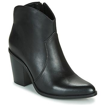 Shoes Women Ankle boots MTNG 50187-C50074 Black