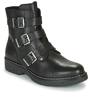Shoes Girl Mid boots Bullboxer AOL520E6L-BLCK Black