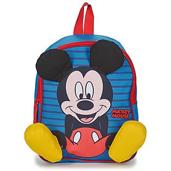 Bags Boy Rucksacks Disney BACKPACK MICKEY Multicolour