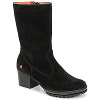 Shoes Women High boots Art CAMDEN Black