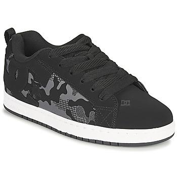 Shoes Men Skate shoes DC Shoes COURT GRAFFIK Black