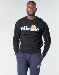 Clothing Men Sweaters Ellesse SL SUCCISO Black