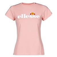 Clothing Women Short-sleeved t-shirts Ellesse MALIS Pink