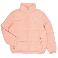 Clothing Girl Duffel coats Fila STORM Pink
