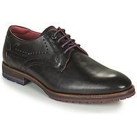 Shoes Men Derby Shoes Fluchos CICLOPE Black