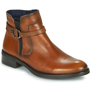 Shoes Women Mid boots Dorking TIERRA Brown