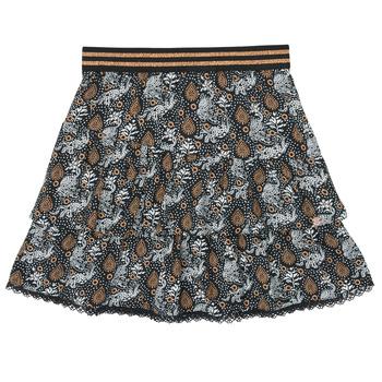 Clothing Girl Skirts Ikks XR27082 Black