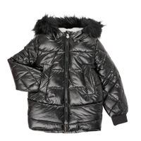 Clothing Girl Parkas Ikks XR41122 Black