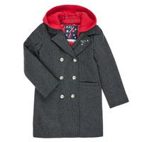 Clothing Girl Coats Ikks XR44012 Grey