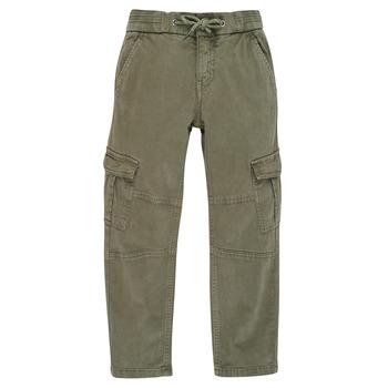 Clothing Boy Cargo trousers Ikks XR22033 Kaki