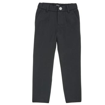 Clothing Boy 5-pocket trousers Ikks XR23023 Black
