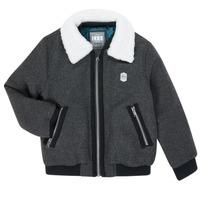 Clothing Boy Jackets Ikks XR40083 Grey