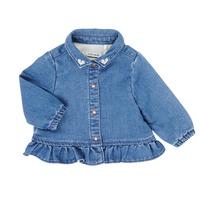 Clothing Girl Shirts Ikks XR12030 Blue