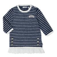 Clothing Girl Short Dresses Ikks XR30030 White