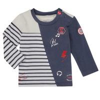 Clothing Boy Long sleeved tee-shirts Ikks XR10041 White
