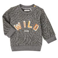 Clothing Boy Sweaters Ikks XR15001 Grey